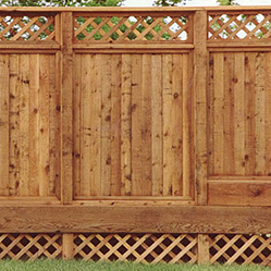Cedar Fence 3